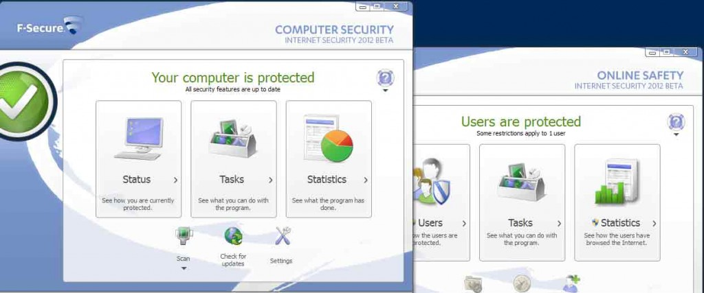 F-Secure Anti-virus and Internet Security